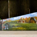 Fall Barn & Turkey Handsaw