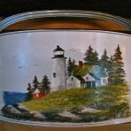Lighthouse Picnic Caddy
