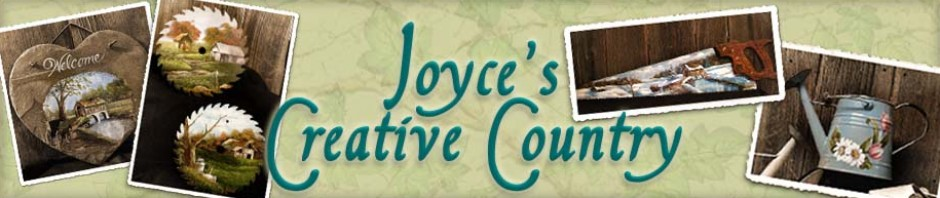 Joyces Creative Country