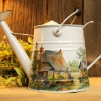 Cottage Watering Can