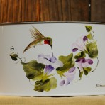 Hummingbird Picnic Caddy