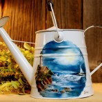 Rocky Shores Watering Can